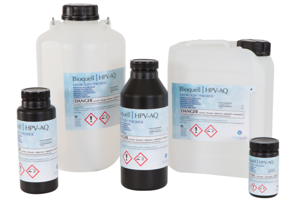Bioquell Hydrogen Peroxide Vapor