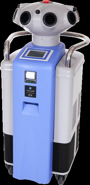 Bioquell Z-2 Hydrogen Peroxide Vapor Generator