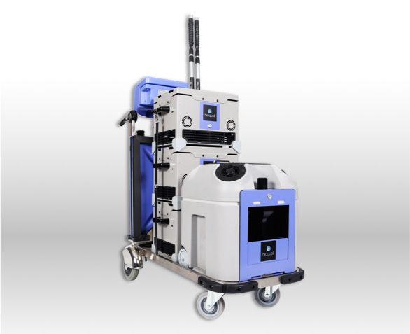 Bioquell BQ-50 Automated Room Disinfection