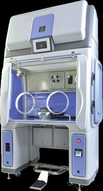 Bioquell Qube Aseptic Isolator